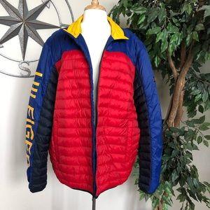 Tommy Hilfiger Down Jacket Fall Basics NWT